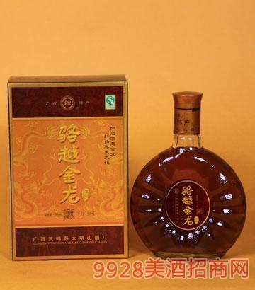 骆越金龙酒保健酒