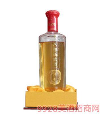 人参玛咖酒特制光瓶