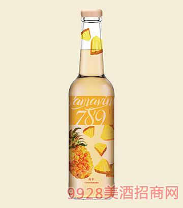 Samavino789菠萝起泡酒