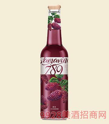 Samavino789桑果起泡酒