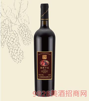 桑醇干红葡萄酒(特装简装)