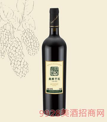 桑醇干红葡萄酒(出口简装)