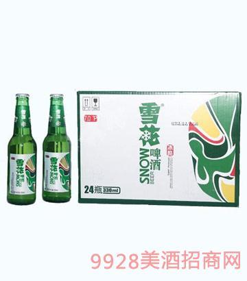 雪花啤酒330mlx24