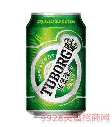 乐堡啤酒330ml