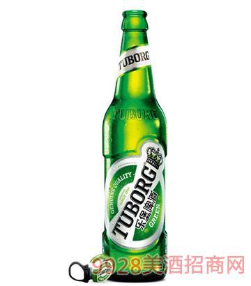乐堡啤酒500ml瓶装