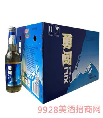 勇闯啤酒330mlx24瓶