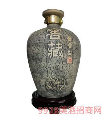 茅台镇土瓶装窖藏酱酒