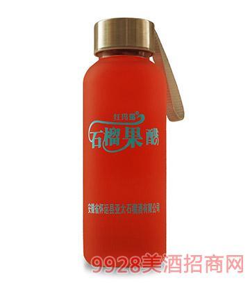 亚太红玛瑙石榴果醋