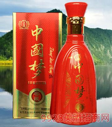 中国梦 酒