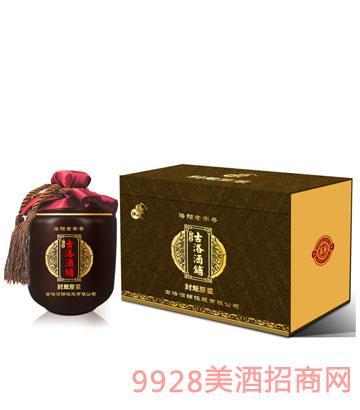 古洛浦封坛原浆酒外盒