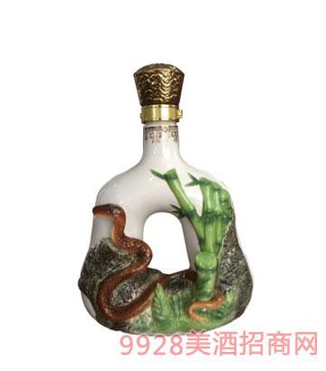 十二生肖酒瓶蛇