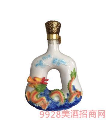 十二生肖酒瓶龙