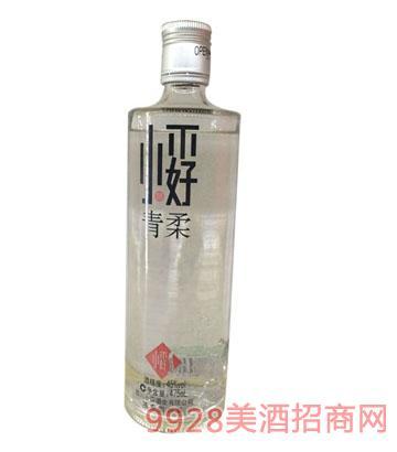 小孬酒青柔系列475ml