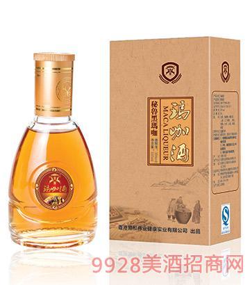 小圓瓶瑪咖酒35度125ml