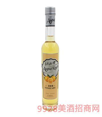 13度八月迷情之甜橙酒375ml