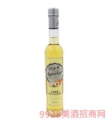 13度八月迷情之水蜜桃酒375ml