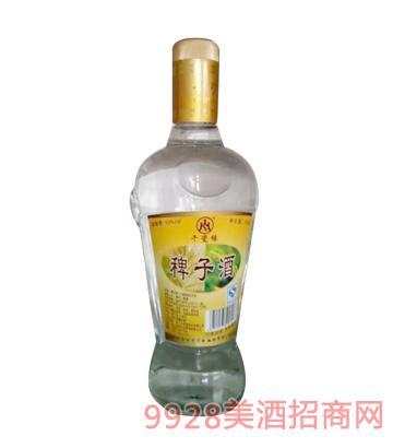 千瓷缘稗子酒瓶装
