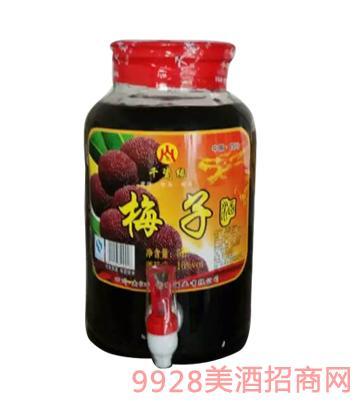 千瓷缘梅子酒