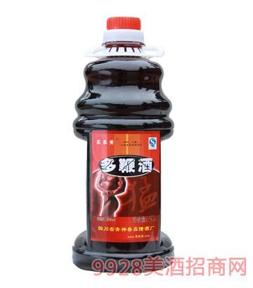 果果黄多鞭酒2L