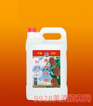 东北纯粮酒2.5L