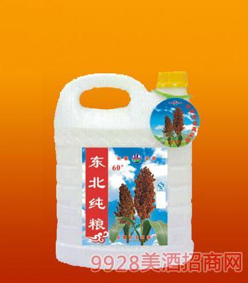 (精裝雙穗)東北純糧酒2.5L