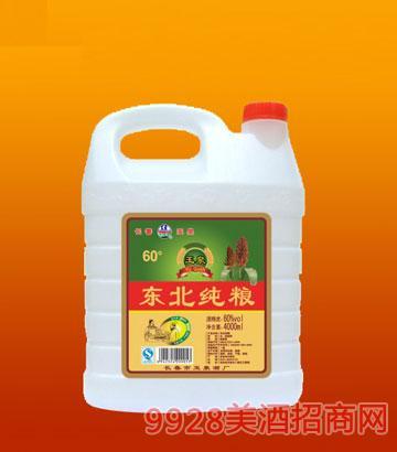 (精裝)東北純糧酒2.5L