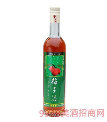 果果黄梅子酒
