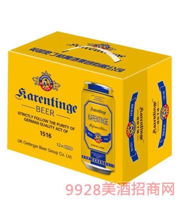 英国奥丁格啤酒500ml(盒装)