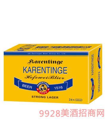 英国奥丁格啤酒330ml(盒装)