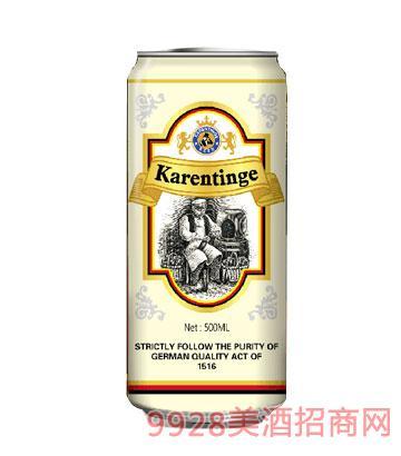 恺伦丁格白啤酒