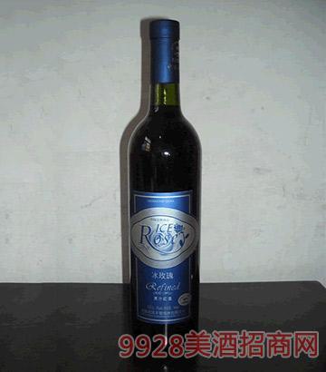 B21民权冰玫瑰葡萄酒