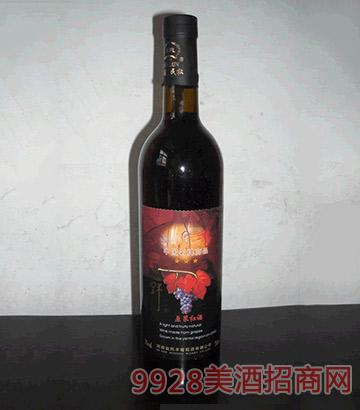 B22民权野生王葡萄酒
