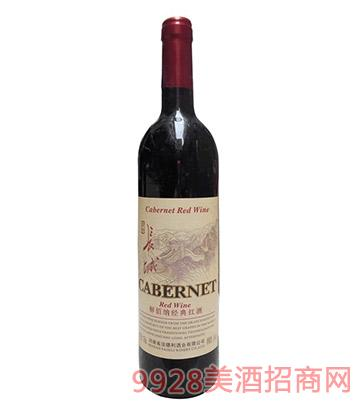 B23长城甜红葡萄酒