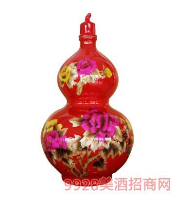 15斤麦秆红葫芦酒