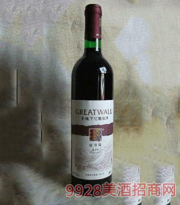 B8长城出口型葡萄酒