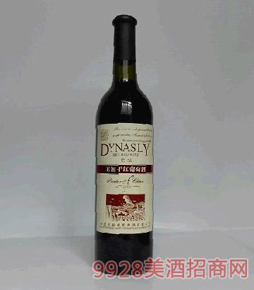 B15王朝葡萄酒2002