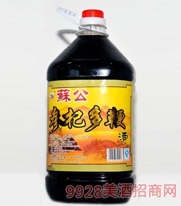 苏公参杞多鞭酒
