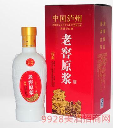 苏公老窖原浆特曲酒