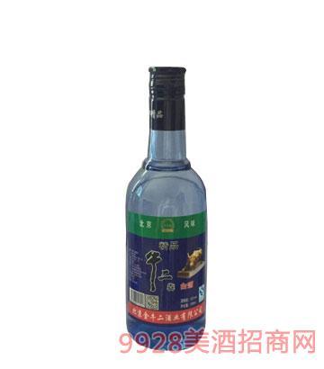 牛二犇精品白酒248ml