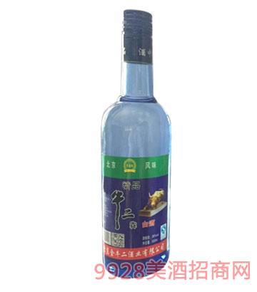 牛二犇精品白酒500ml