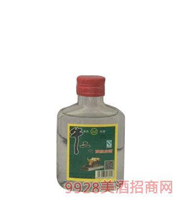 牛二犇陈酿白酒100ml