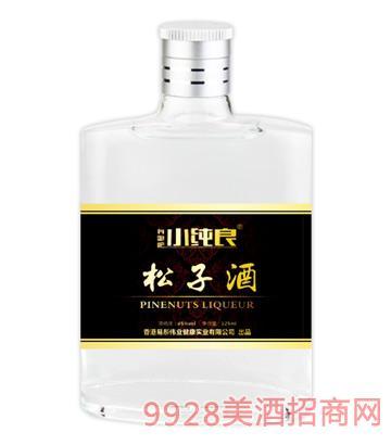小纯良松子酒35度500ml