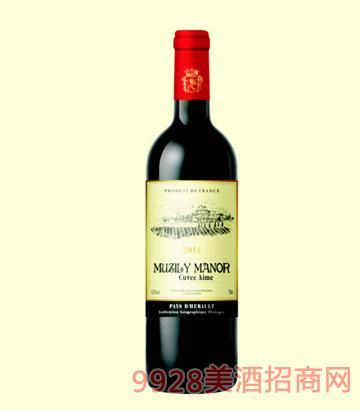 穆澤莊園艾薩干紅葡萄酒