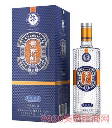 贵宾郎酒宝石蓝