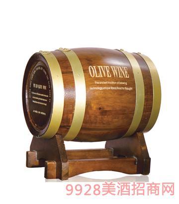 福麟橄榄酒(2009年木桶窖藏5L)