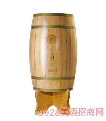 福麟橄榄酒2006年25L窖藏