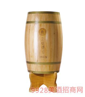 福麟橄榄酒2006年10L窖藏
