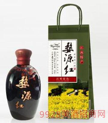 婺源红春夏秋冬(春)酒