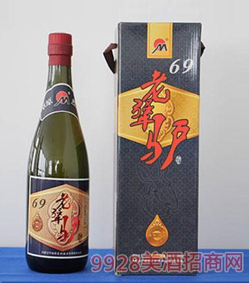 三斤老犟驴酒