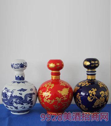 五斤景泰蓝酒